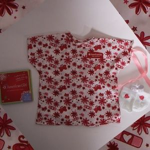 A BUNDLE of AG Hospital Top,Tag,Ribbon &Charm, etc